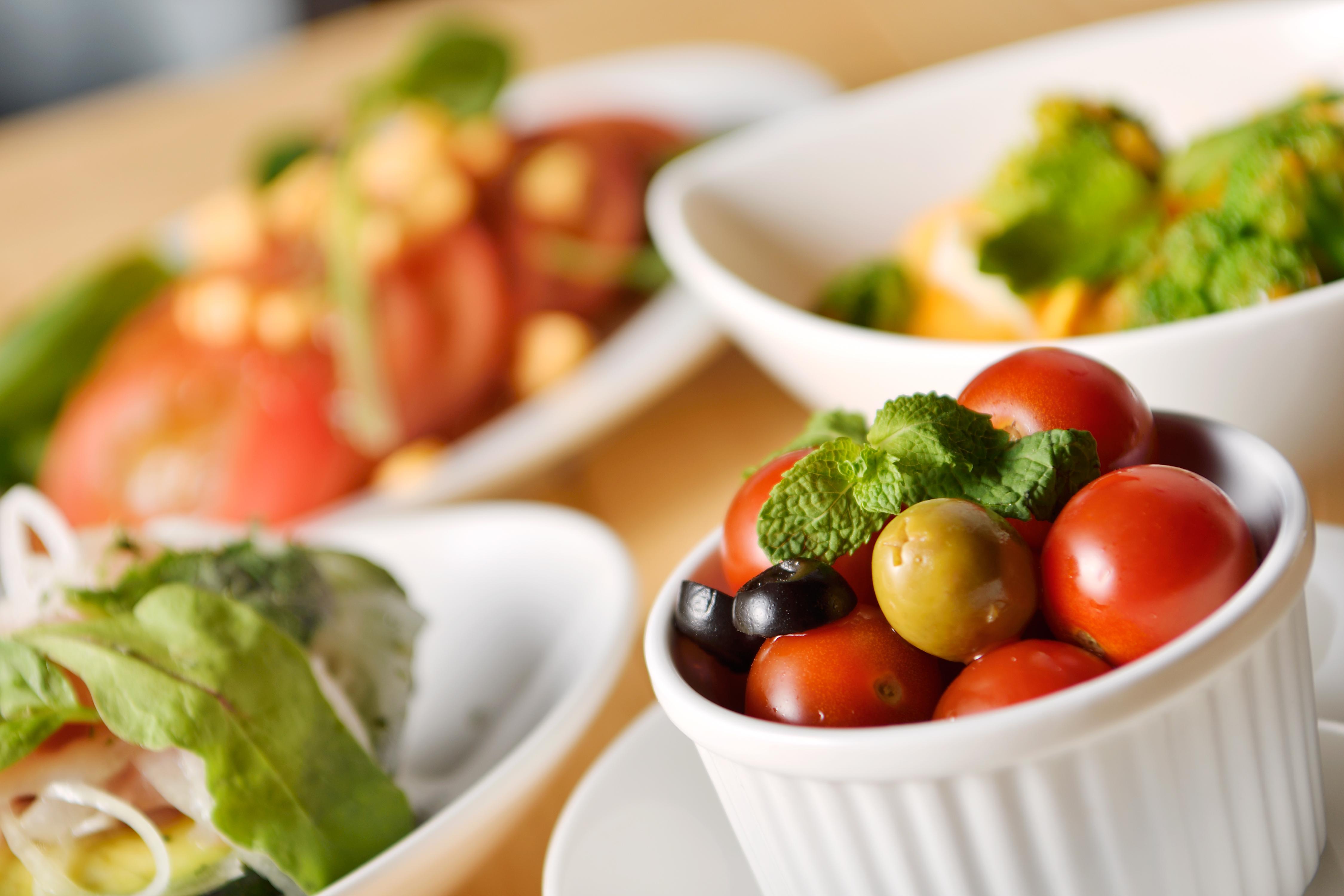 カラダが喜ぶ野菜料理