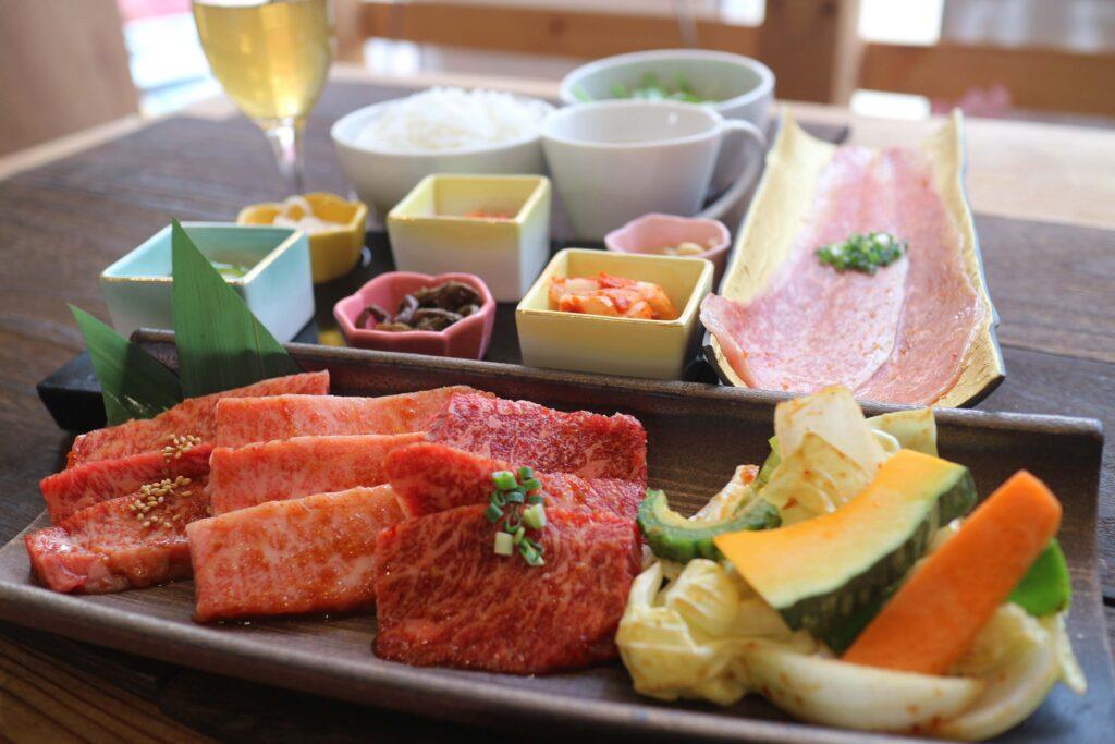美味しい松阪牛づくし焼肉ランチ